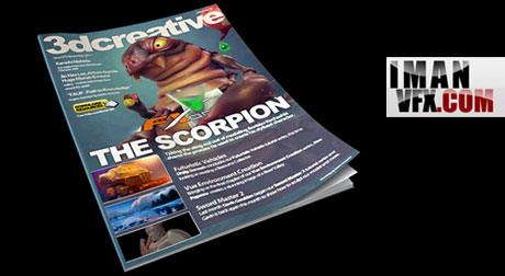 مجله انیمیشن 3Dcreative Issue 75 – November 2011