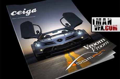 آخرین شماره مجله  Ceiga – November/December 2011