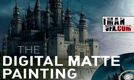 آموزش مت پینتینگ - Matte Painting