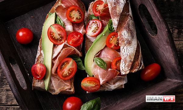 دانلود تصویر Stock photo Tomatoes