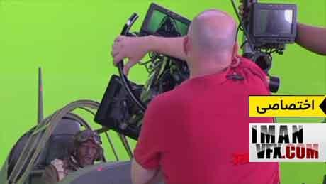جلوه های ویژه سینمائی  Red Tails