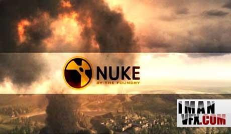 امکانات جدید NUKE & NUKEX 6.3 v7