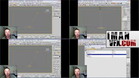 آموزش تری دی مکس , اتصال VRaySun به Daylight System