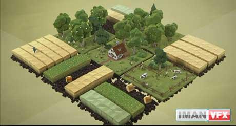 مستند 3D خاک