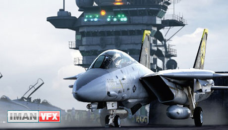 انیمیشن سه بعدی Aircraft Carrier Operation