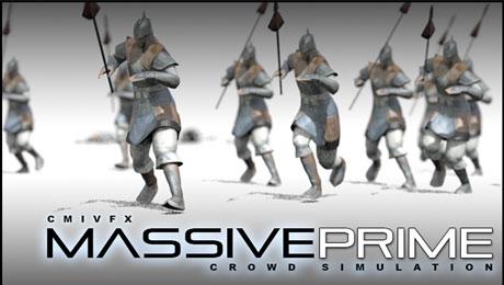 آموزش نرم افزار  Massive Prime, شبیه سازی و تکثیر جمعیت