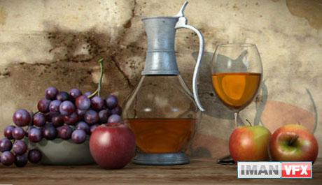 آموزش ایجاد یک Still Life در Blender