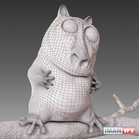 مصاحبه با هنرمندان 3D