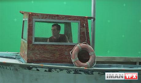 حذف مارکرهای ترکینگ در شات های VFX با استفاده از Mocha Pro