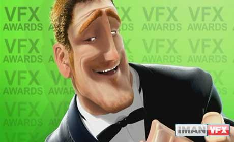 انیمیشن ادای احترام به هنرمندان صنعت جلوه های ویژه
