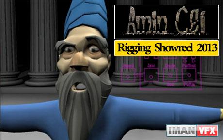 Rigging Showreel 2013