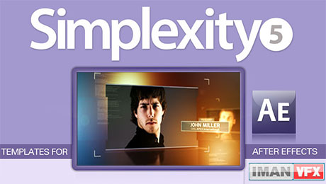 Simplexity collection 5 for After effects