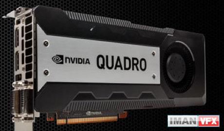 GPU جدید NVIDIA به نام Quadro K6000