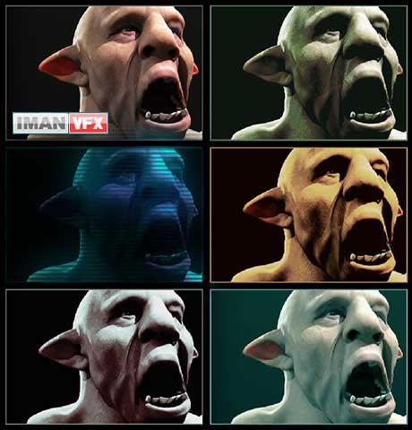 پریست تصحیح رنگ سینمائی برای افترافکت , After Effects Preset