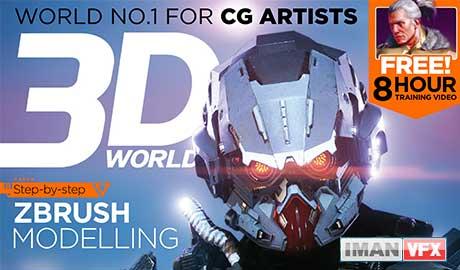 3D World – January 2014