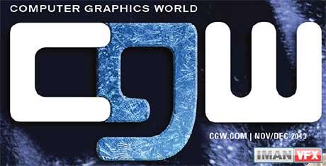 Computer Graphics World , November/December 2013