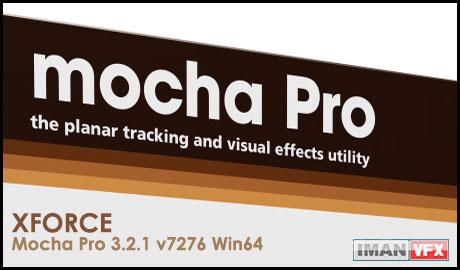 Mocha Pro 3.2.1 v7276 Win64 - XFORCE
