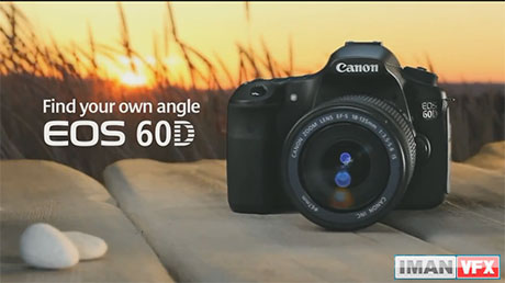 ویدئو معرفی دوربین Canon EOS 60D