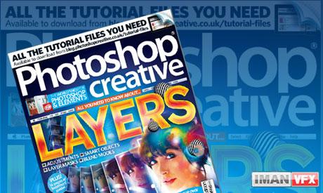 مجله فتوشاپ , Photoshop Creative – Issue 110, 2014