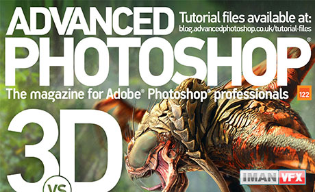 Advanced Photoshop – Issue 122, 2014