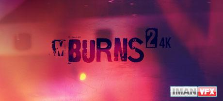 mBurns2 , افکت های ویدئویی mBurns2 از MotionVFX