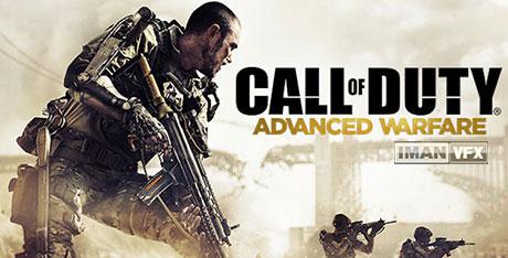 پشت صحنه بازی Call Of Duty Advanced Warfare