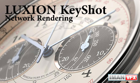 LUXION KeyShot Network Rendering 5.0.24 Win64