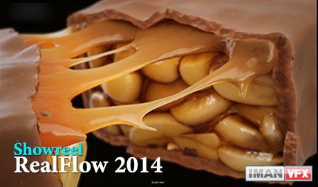 RealFlow 2014 Showreel