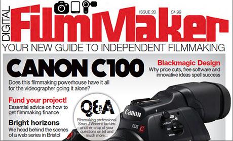 Digital FilmMaker - October 2014 , مجله ای برای فیلمسازان مستقل !