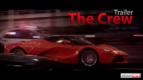 Launch Trailer بازی The Crew , دانلود Trailer