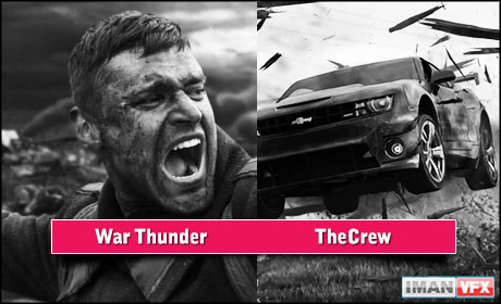 The Crew Making Of , Making Of War Thunder