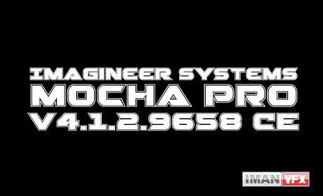 دانلود Imagineer Systems mocha PRO v4.1.2.9658 CE