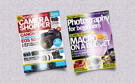 مجله Camera Shopper,مجله Photography for Beginners