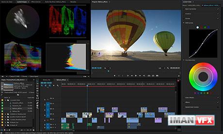 ویژگی جدید Premiere Pro در Nab 2015