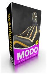 آموزش جامع Modo از Digitaltutors,آموزش Modo از دیجیتال تاتورز
