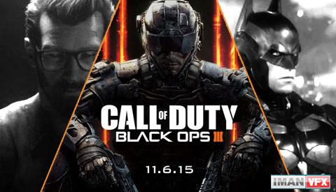 تریلر Batman Arkham Knight,تریلر Call of Duty Black Ops III,سینماتیک THE CREW