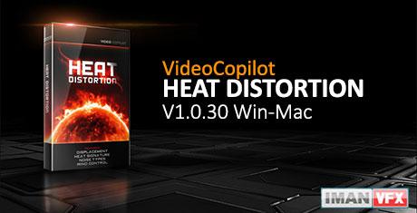 دانلود پلاگین Heat Distortion v1.0.30 Win/Mac از VideoCopilot