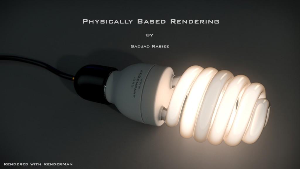 آشنایی با مفهوم Physically Based Rendering در موتورهای رندر