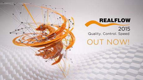 دانلود RealFlow 2015,ویژگی های ریئل فلو 2015