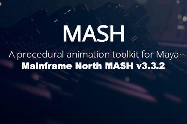 دانلود Mainframe North MASH v3.3.2 برای مایا 2012 تا مایا 2016