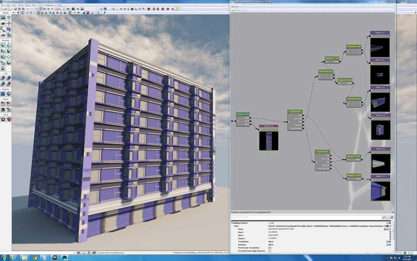Procedural Modeling for Games