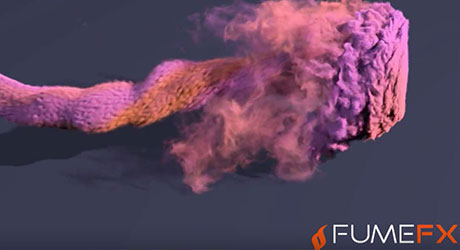SitniSati FumeFX v4.0.0 For 3ds max 2013 - 2016 WIN