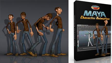 آموزش جامع مایا از CartoonSmart - Digital Tutors - cmiVFX
