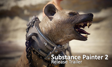 دانلود Substance Painter 2 Release Trailer