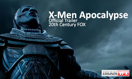 دانلود تریلر X-Men Apocalypse 20th Century FOX