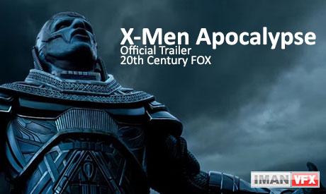 دانلود تریلر X-Men Apocalypse 20th Century FOX