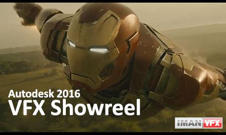 دانلود Autodesk 2016 VFX Showreel
