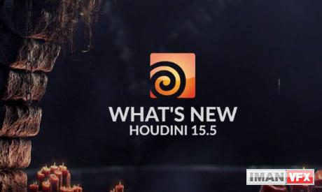 ویژگی های جدید Houdini 15.5