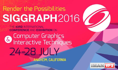 SIGGRAPH 2016 technical papers trailer