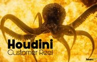 Houdini Customer Reel 2016